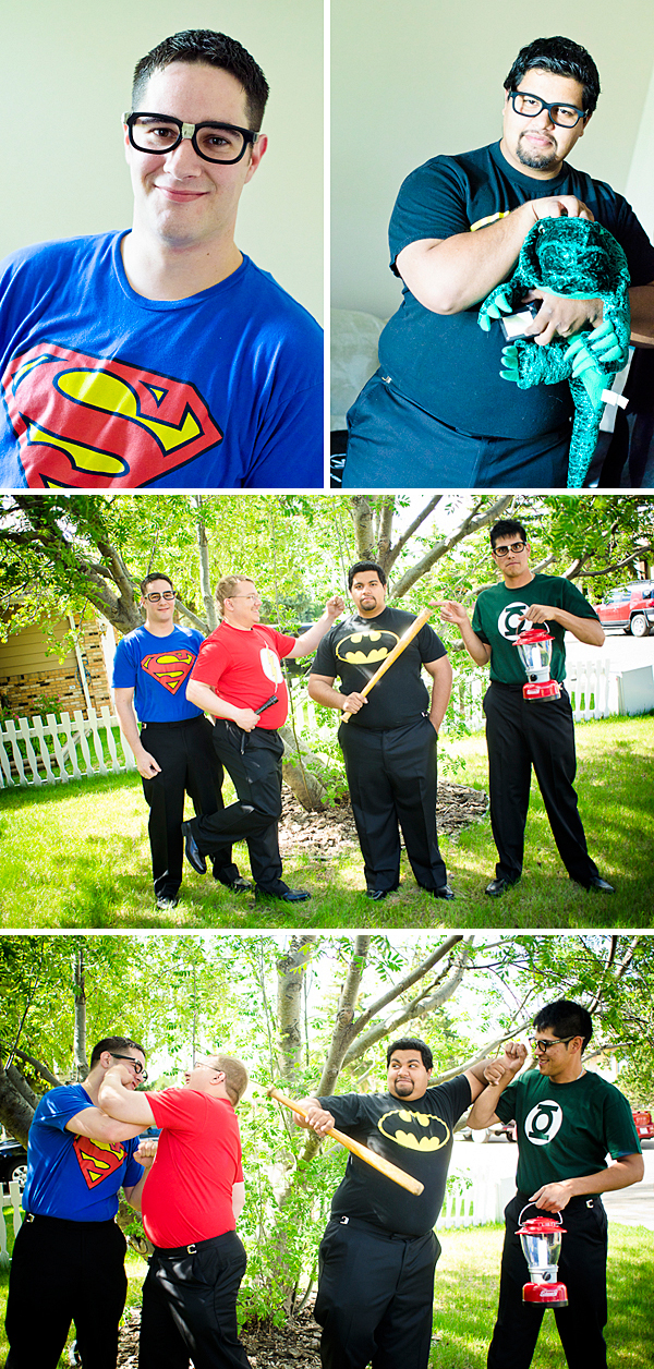 edmonton wedding photographer justice league
