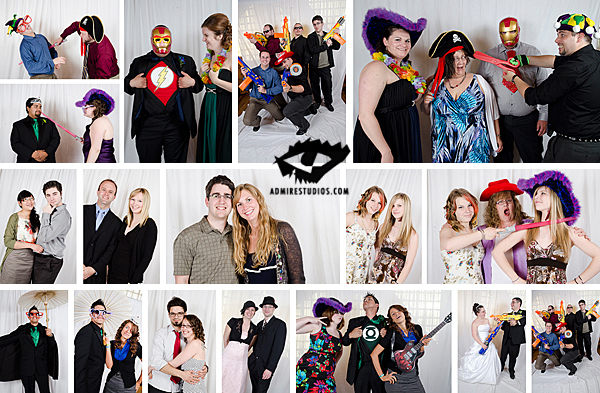edmonton wedding photo booth